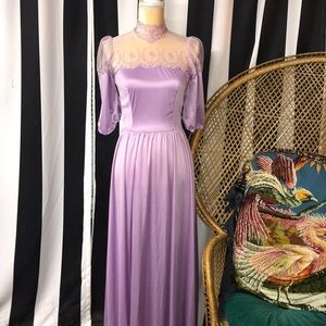 Amazing Vintage Dress/Night Gown